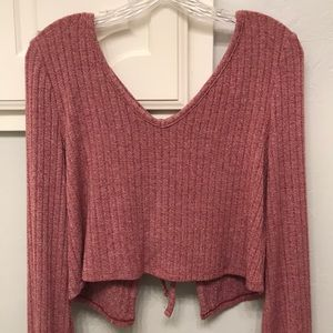 🌸 2 for $30 NWOT Cropped Sweater
